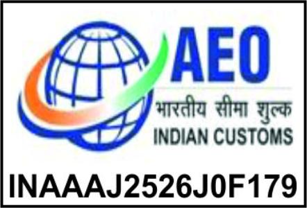Jasvant B shah - AEO Logo